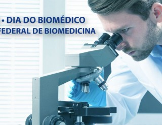 20 de novembro - dia do biomédico